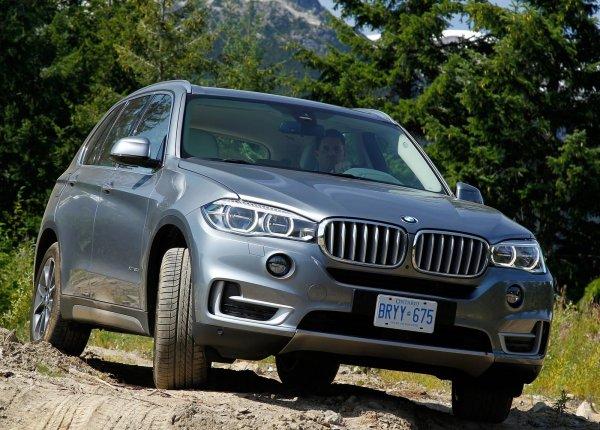 Новый BMW X5 F15