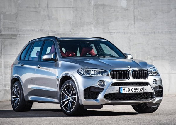BMW X5 M 2016
