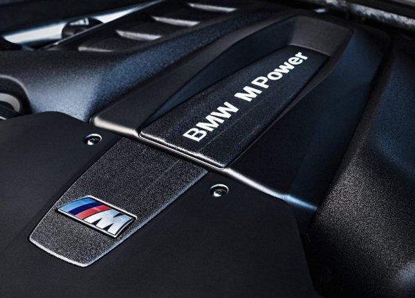 Двигатель BMW X5 M 2016