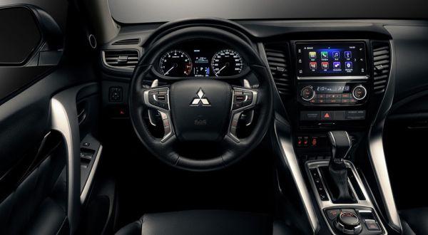 Дизельный Mitsubishi Pajero Sport в России