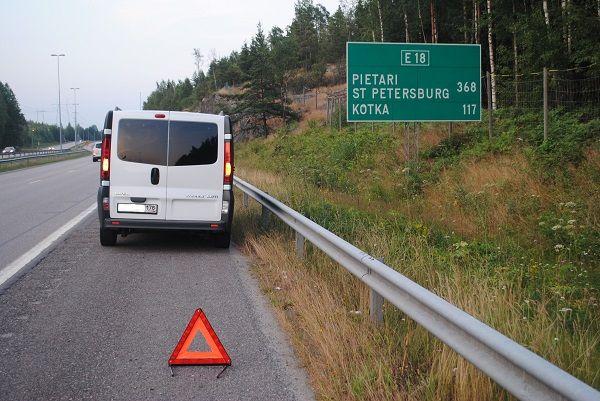 Что делать, если автомобиль сломался в заграничном путешествии