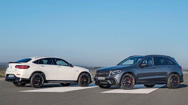 2018 Mercedes-AMG GLC 63 and GLC 63 Coupe