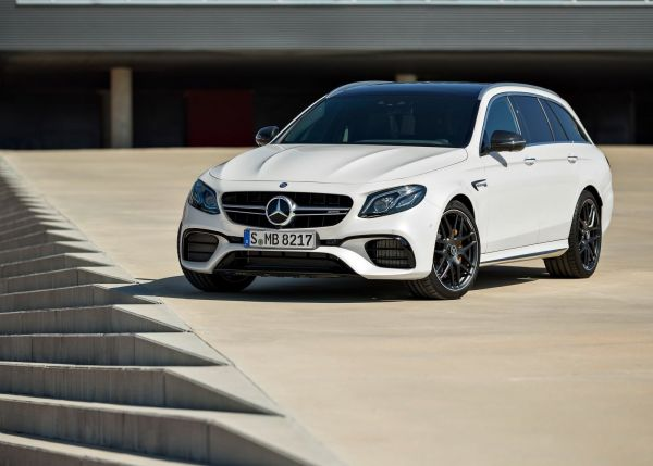 Mercedes-Benz E 63 S AMG Estate