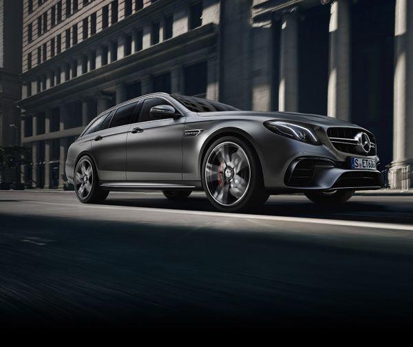 Комплектации нового Mercedes AMG E63 2018