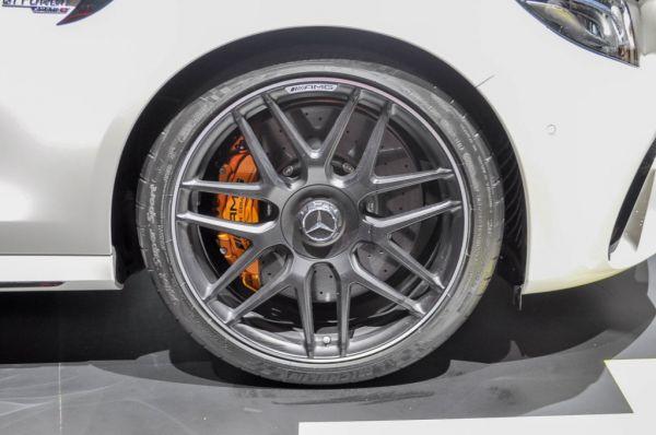 Легкосплавные диски Mercedes AMG E 63