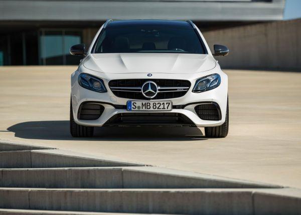Обновленный Mercedes E 63 S AMG Estate