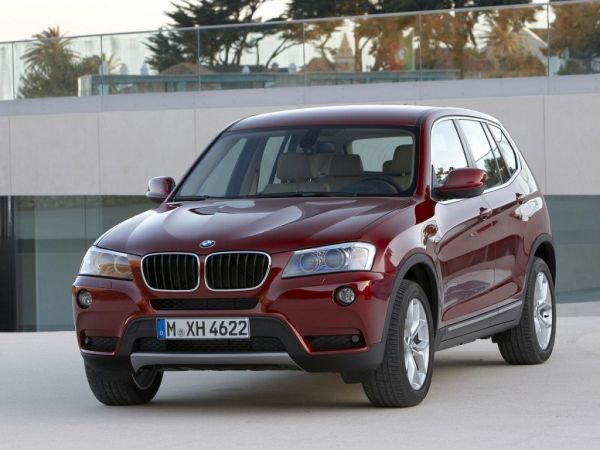 BMW X3 20d MT