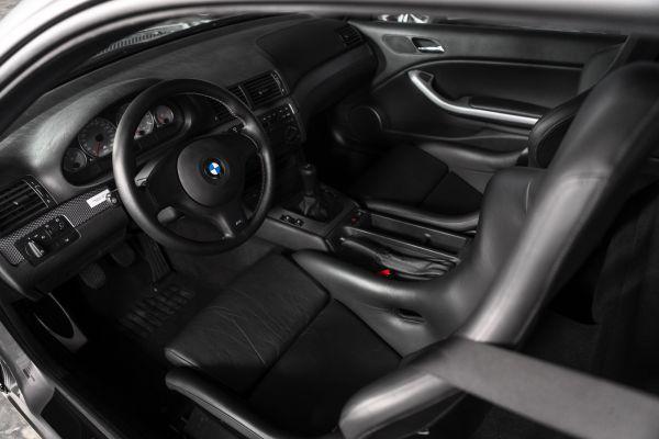 Спортивные сиденья BMW M3 E46 GTR Road Version