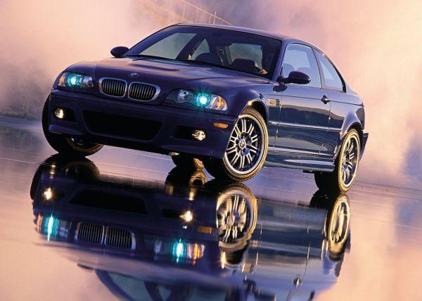 Купе BMW M3 E46