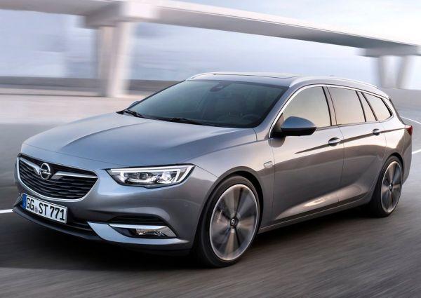 Opel Insignia Sports Tourer 2018