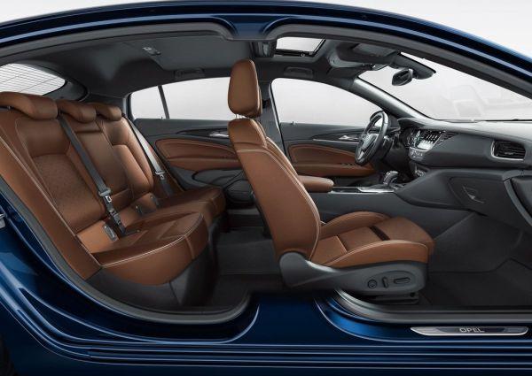 Сиденья Opel Insignia