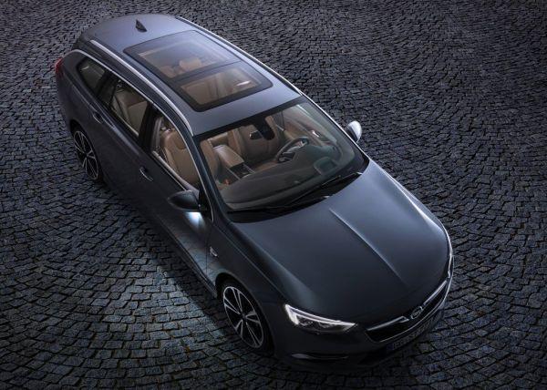 Панорамная крыша Opel Insignia Sports Tourer 2018