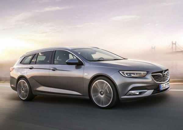 Универсал Opel Insignia Sports Tourer 2018
