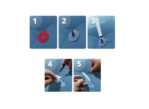 1493986526 procedura naneseniya kleya glass profi - Удаление сколов и трещин на лобовом стекле