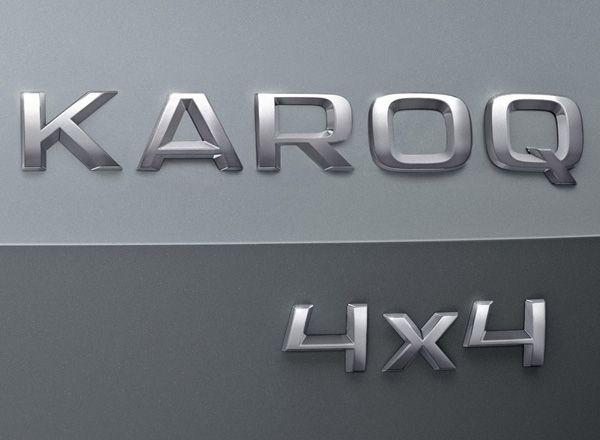 Кроссовер Skoda Karoq 4x4
