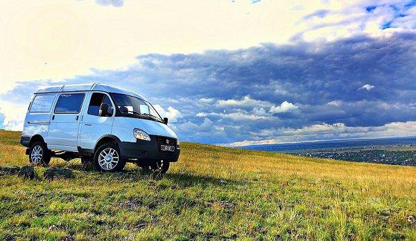 ГАЗ 4WD: доступный коммерческий вседорожник