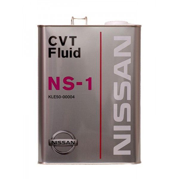 Nissan CVT Fluid NS-1 для вариатора Ниссан Кашкай