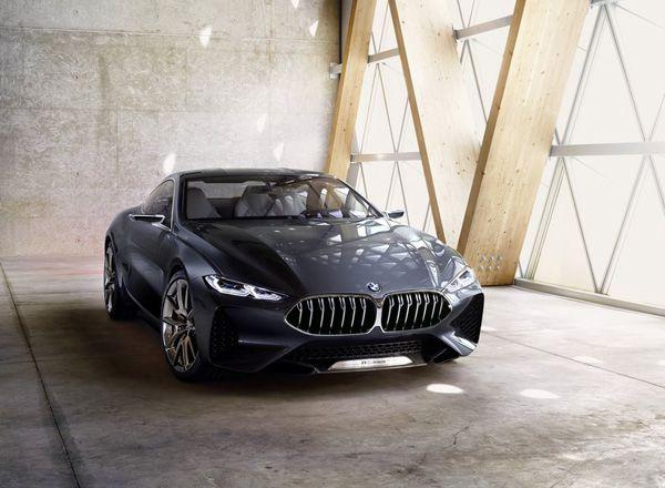 Концепт BMW 8-Series