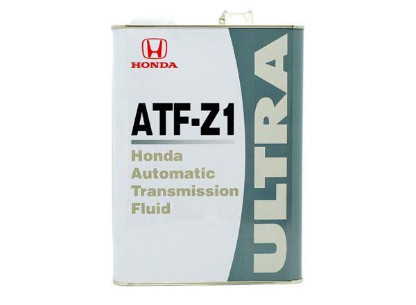 Автопроизводитель Honda рекомендует только оригинальную жидкость Honda ATF