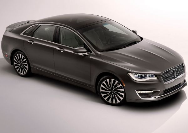 Lincoln MKZ 2017
