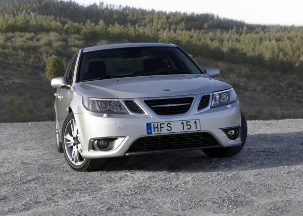 Saab 9-3 Sport Sedan 2008