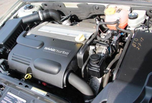 Двигатель Saab 9-3