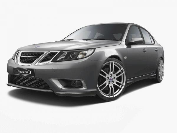 Фирменные диски седана Saab 9-3