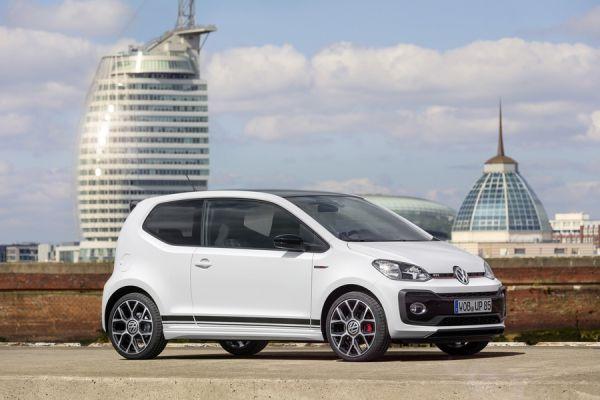 Volkswagen Up GTI, вид сбоку