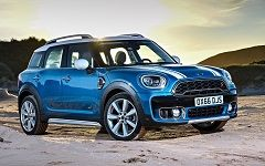 MINI Countryman 2017: MINI-максимализм во всем