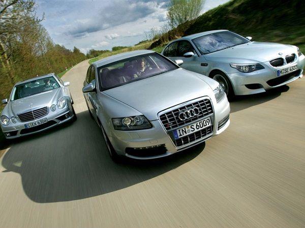 Самые качественные немецкие автомобили: топ-10