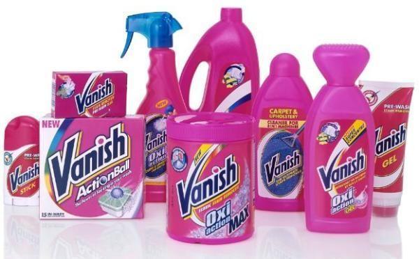 Ваниш отлично отстирывает бензин и устраняет запах