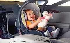 Как выбрать автомобильное детское кресло - важные правила