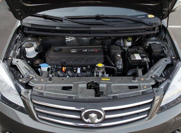 Двигатель седана Great Wall C30