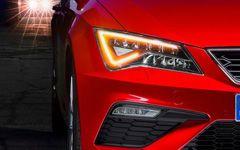 Новый хэтчбек Seat Leon 3 поколения