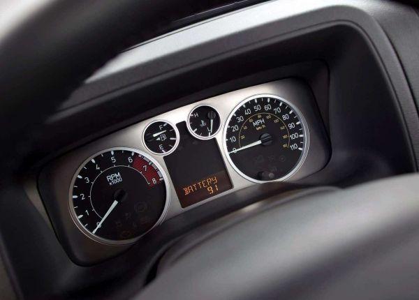 Панель приборов Hummer H3 2006