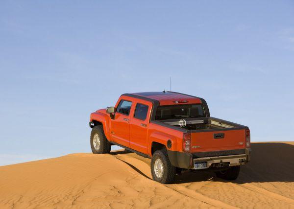 Hummer H3T Alpha 2009