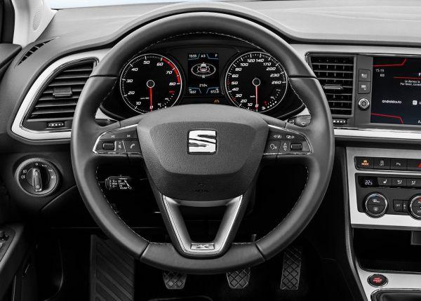 Панель приборов SEAT Leon 2017