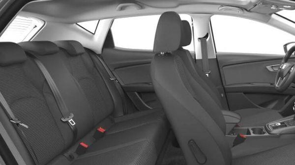 Задний ряд сидений SEAT Leon 2017
