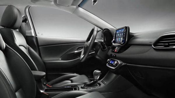 Передние сиденья Hyundai Kona