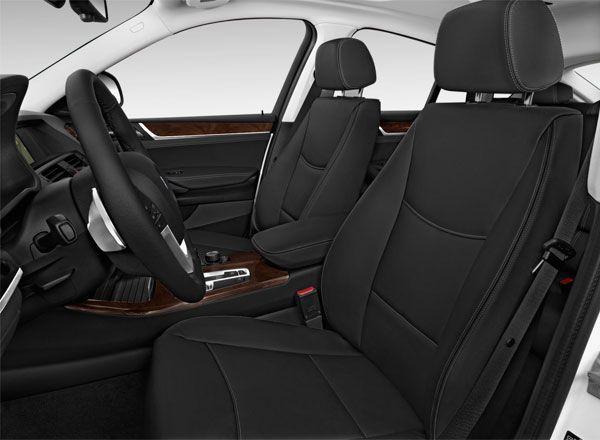 Передние сиденья BMW X4 2017