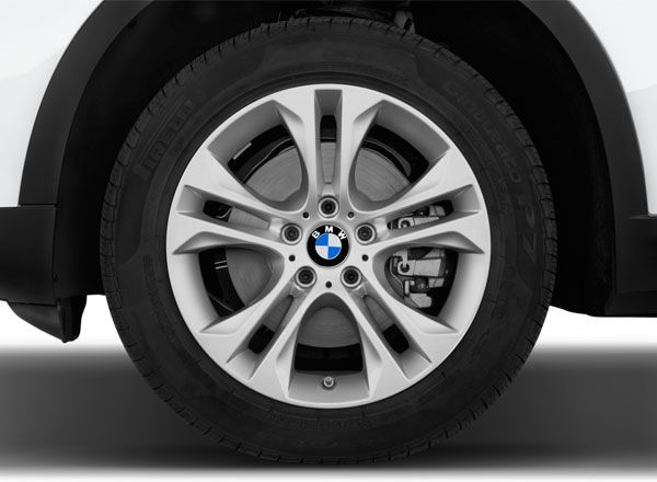 Легкосплавные диски BMW X4 2017