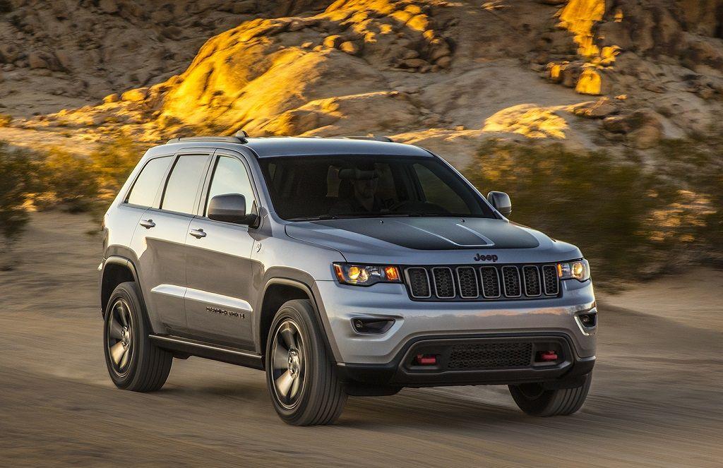 Jeep Grand Cherokee 2017: внедорожный премиум по-американски