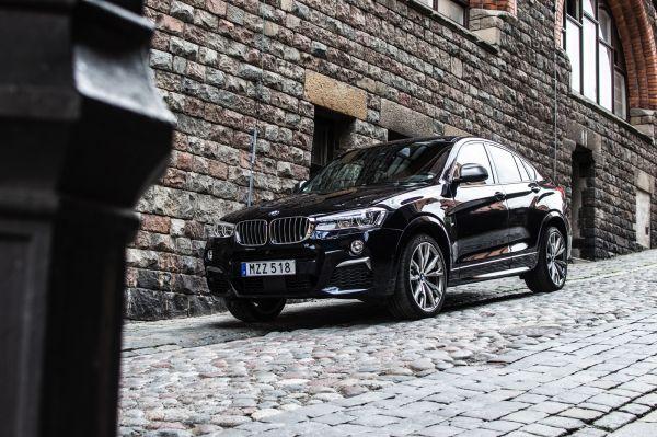 Новый BMW X4 2017