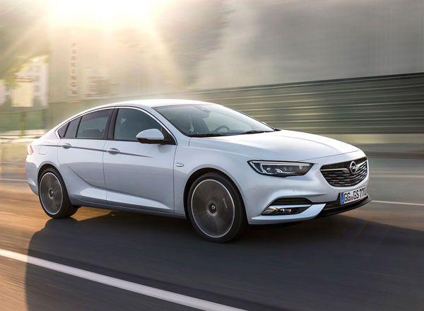 Новый Opel Insignia