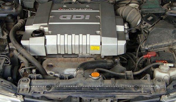 Двигатель GDI – особенности работы