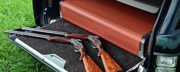 Перевозка нарезного оружия в машине