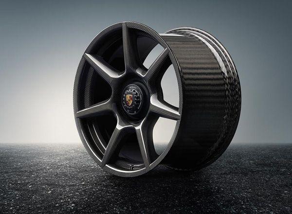 Карбоновые диски Porsche