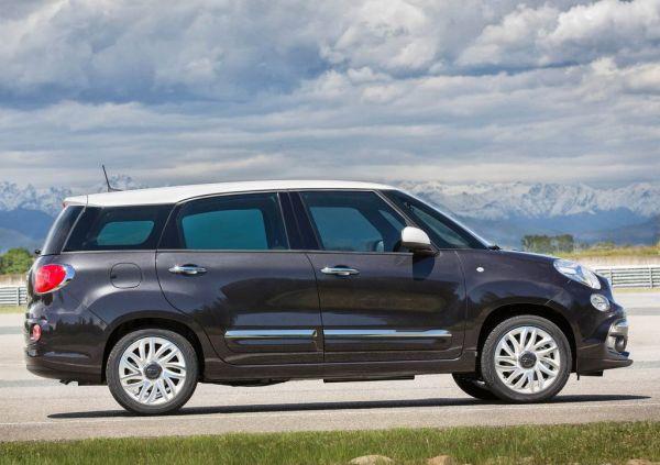 Удлиненная версия Fiat 500L Wagon 2018