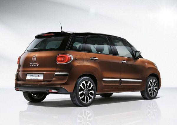 Багажник Fiat 500L 2018