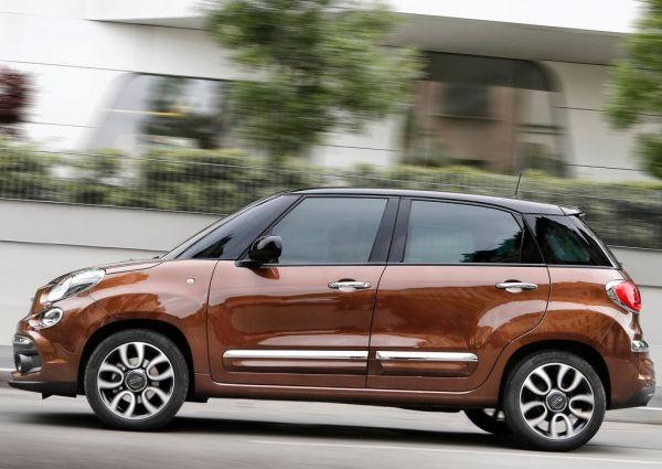 Новый Fiat 500L 2018